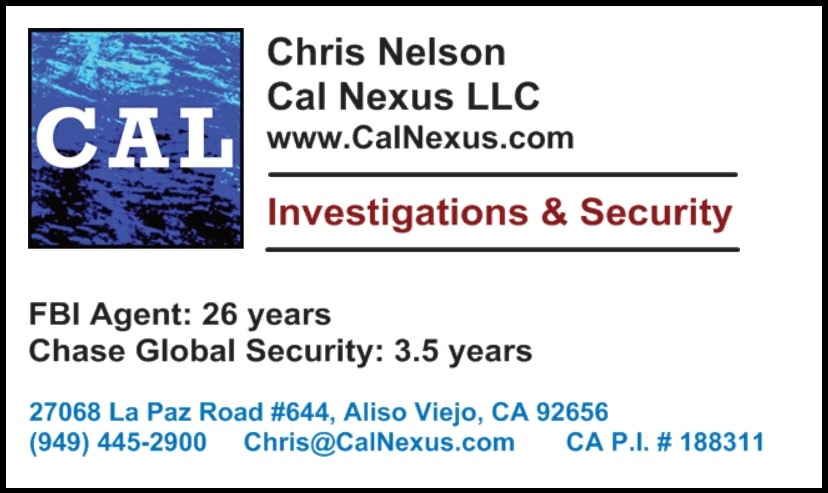 Cal Nexus Contact Information