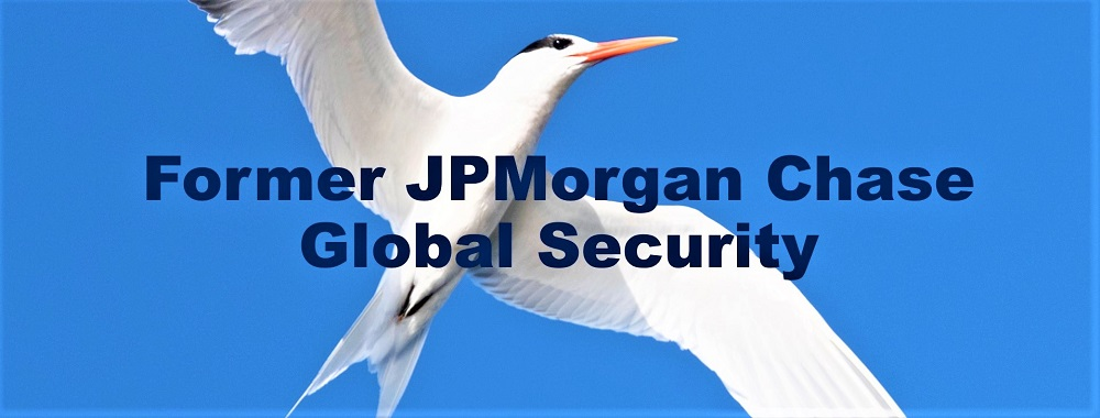 Former JPMorgan Chase Global Security